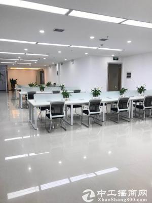 龙岗坂田甲级写字楼375㎡ 层高 5.4米 使用率达75%图片2