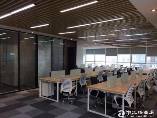 梅林关 星河写字楼甲级精品中心商务区招租图片2