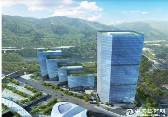 梅林关 星河写字楼甲级精品中心商务区招租图片3