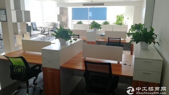 龙岗中心区南联地铁站带电梯精装办公室 68到160平米图片1