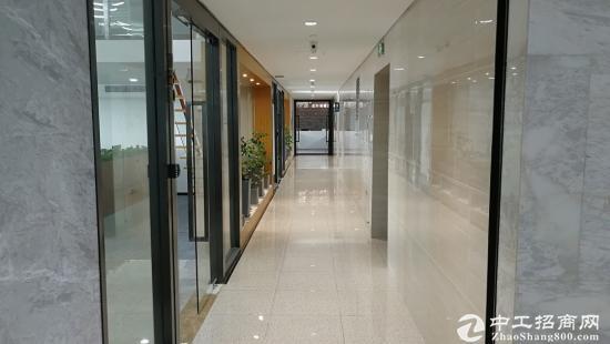 龙岗中心区南联地铁站带电梯精装办公室 68到160平米图片6