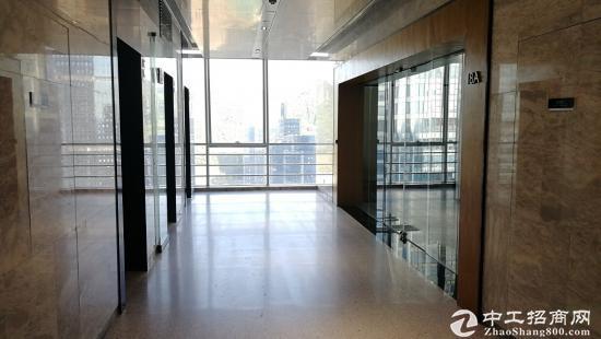龙岗中心区南联地铁站带电梯精装办公室 68到160平米图片3