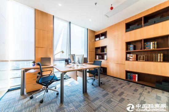 横岗永湖地铁站旁边新出1526平方精装修办公室3+1格局图片3