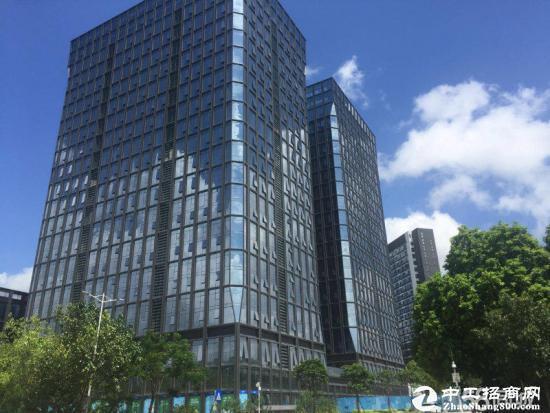 横岗永湖地铁站旁边新出1526平方精装修办公室3+1格局图片4