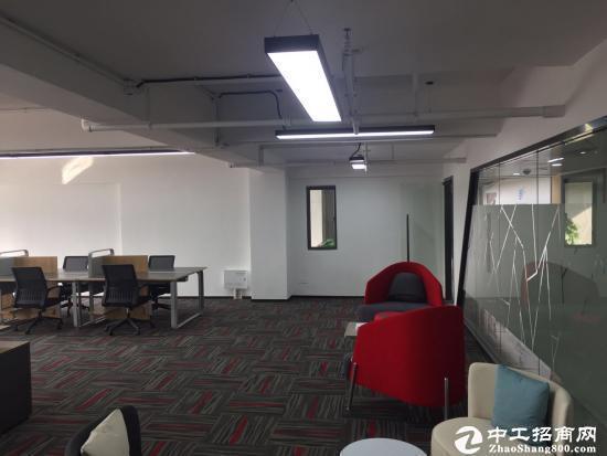 深圳湾科技生态园写字楼整层出租,科技类企业首选2906平出租图片1