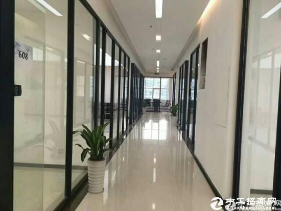 深圳平湖花园式精装修写字楼160平米招租图片1