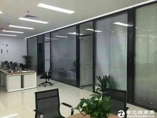 深圳平湖花园式精装修写字楼160平米招租图片2