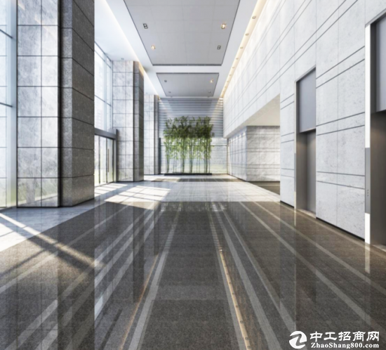 深圳平湖花园式精装修写字楼160平米招租图片5
