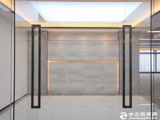 龙岗坂田甲级写字楼365㎡ 层高 5.4米 使用率达75%.图片1