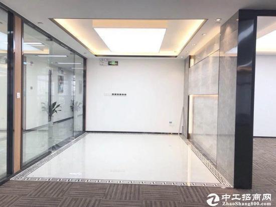 龙岗坂田甲级写字楼365㎡ 层高 5.4米 使用率达75%.图片3