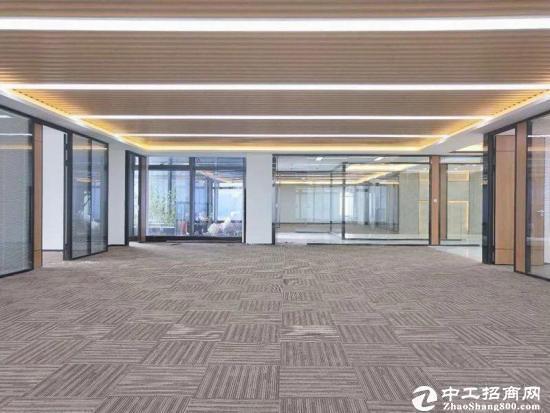龙岗坂田甲级写字楼365㎡ 层高 5.4米 使用率达75%.图片5