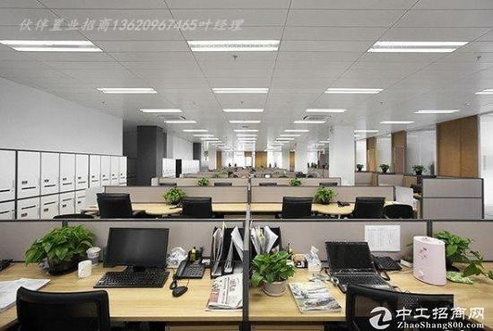 龙岗布吉 万国城8000平米写字楼出租图片2