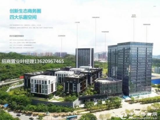 龙岗布吉 万国城8000平米写字楼出租图片3