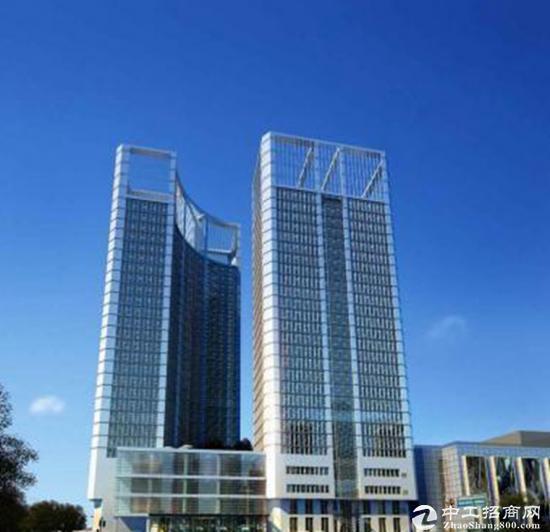 出租写字楼 龙岗中心城精装 245至2000平直租图片4