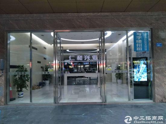 南联地铁口99平精装修户型方正办公室底价直租图片7