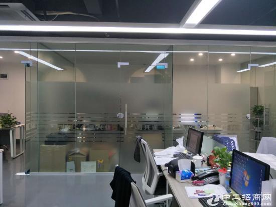 南联地铁口99平精装修户型方正办公室底价直租图片5