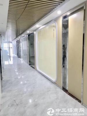龙岗中心城 万汇大厦150平 精装带家私 免佣招租图片3