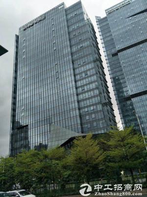 龙岗坂田甲级写字楼1100㎡层高5.4米使用率达75%
