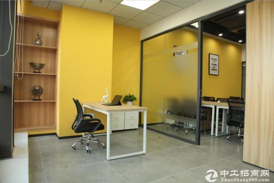 宝安区新安宝立方中心小办公室招租7人间特价2380元全包