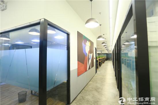 创业起步孵化器2至8人精装办公间!房租补贴!