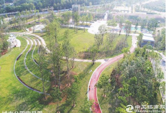 松湖智谷高端产业写字楼直租300至1200平