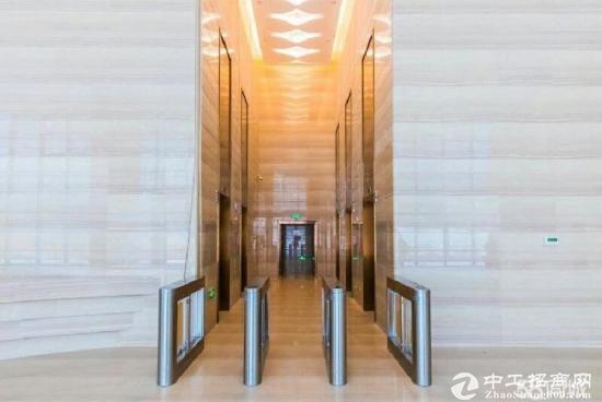 下水径地铁口赛格ECO中心300平精装修复式写字楼出租