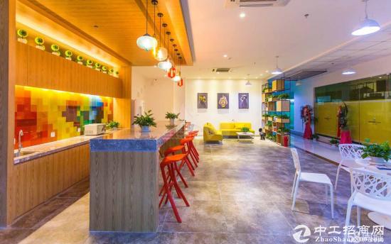 创业空间办公室卡位首租送租期茶水间会议室全免费