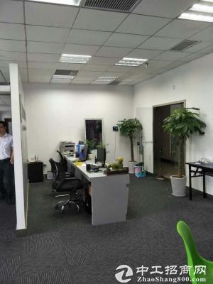 横岗丹竹头电商园205平35元起租.3+1格局。拎包入住