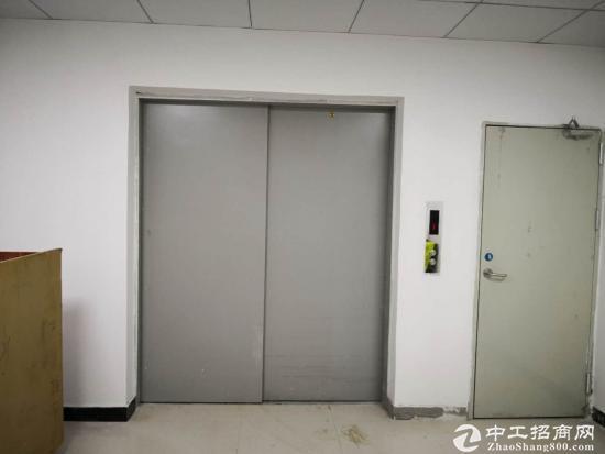 龙岗中心城写字楼办公150平出租价格35每平带【观光电梯】图片1
