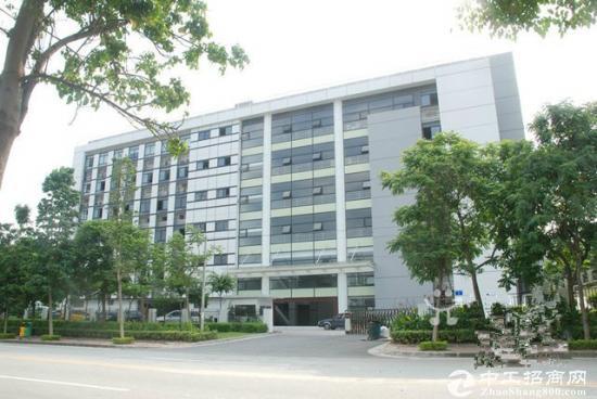 广州开发区独栋写字楼出租8000方可冠名