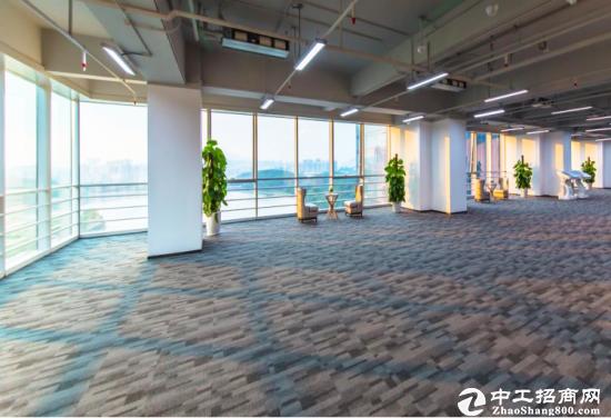 龙岗坂田甲级写字楼400㎡ 层高 5.4米 使用率达75%