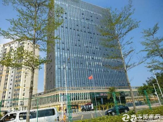 龙华新出甲级写字楼350平方带装修两部电梯图片2