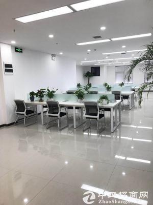 深圳湾科技生态园写字楼整层1850出租,科技类企业首选.