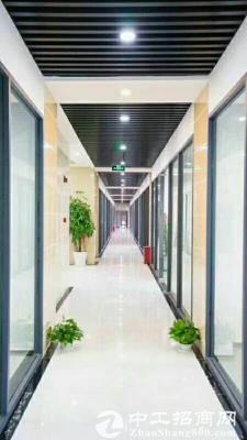 福永怀德银山高新产业园260平-500平米精装修写字楼