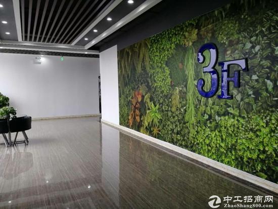 松江精装修办公写字楼采光视野佳月租低