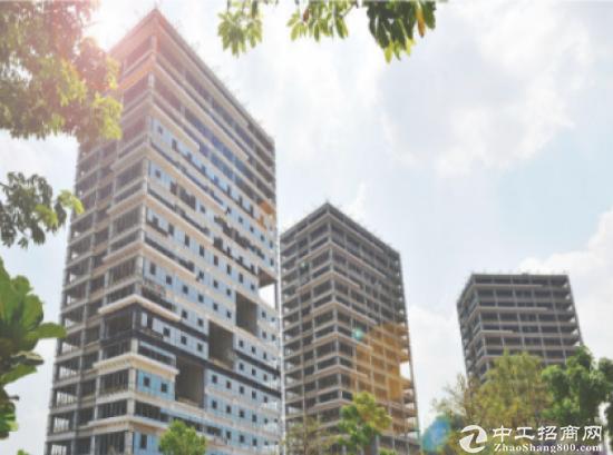 松湖智谷 高端产业写字楼直租 300至1200平