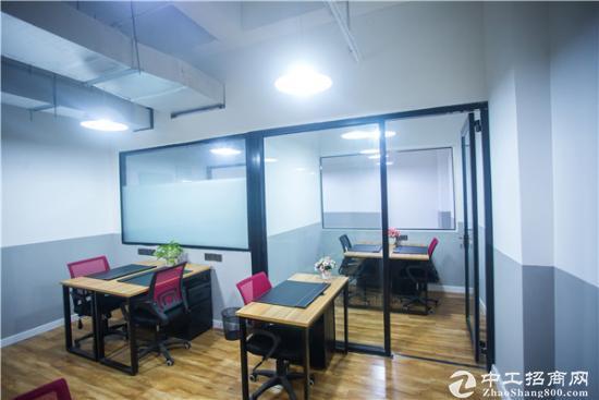 市南精装小户型办公室,符合政策免租金