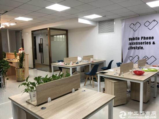 (出租) 坂田地铁口、带家私、拎包办公、配套设施齐全、好招人