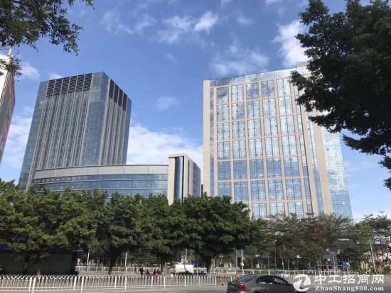 宝安龙华 中心区 A级写字楼3600平 急租