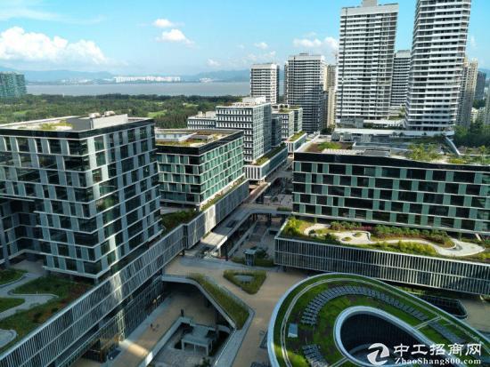 深圳湾科技生态园写字楼出租,配套齐全