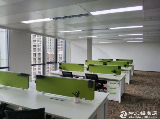 深圳湾科科技生态园写字楼120㎡-3000㎡出租