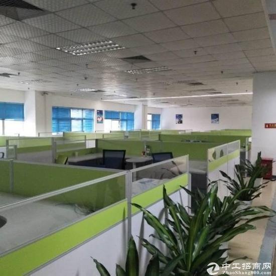 坪山荣基大厦写字楼100平招租