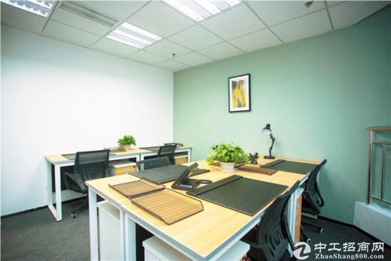 香港中路出租精装办公间可注*册公司地址年租优惠