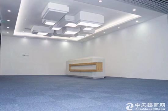 深圳湾科技生态园500平豪装 东南看海 科苑站