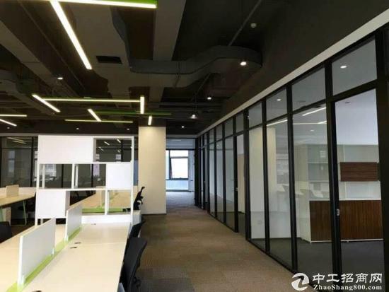 龙华天汇大厦  1020平  电梯口新精装 顶级写字楼