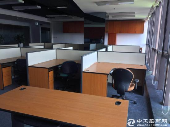 深圳市中心甲级写字楼招租可分租交通便利