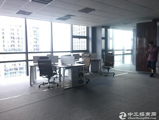 绿地中央广场萝岗地标全新680方写字楼招租