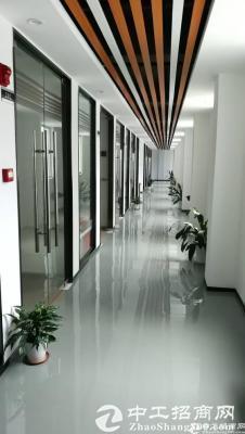 横岗地铁站银信大厦280平方精装修写字楼出租