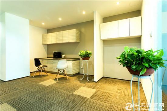 小户型办公室1~6人精装修带家具