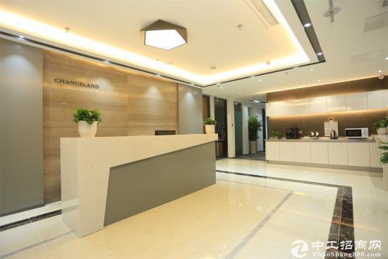 600元起租香港中路办公室装修高大上设施齐全